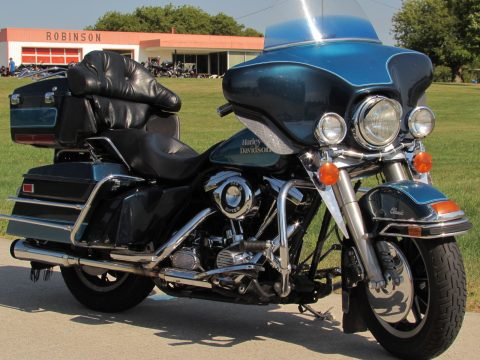 1991 Harley-Davidson Electra Glide Classic FLHTC  - S & S Intake and SuperTrapp Exhaust - $5,950 As Is ---