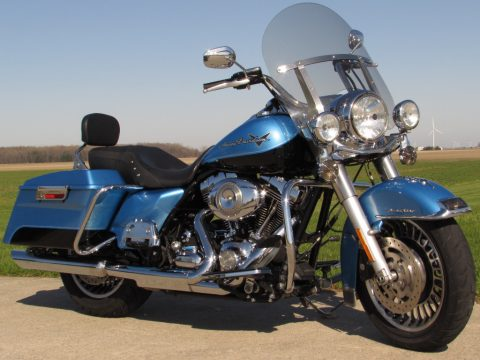 2011 Harley-Davidson Road King FLHR   - Big 96 - New Price $11,950 Wow - Now $32 Weekly