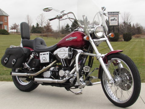 1996 Harley-Davidson  Dyna Wide Glide FXDWG  - NEW PRICE - Immaculate EVO - $25 Week - $5,500 in Customizing