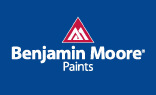 We proudly sell Benjamin Moore Interior and Exterior Paint