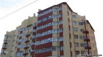 Unul dintre cele mai mari blocuri din Petroșani, proaspăt izolat termic