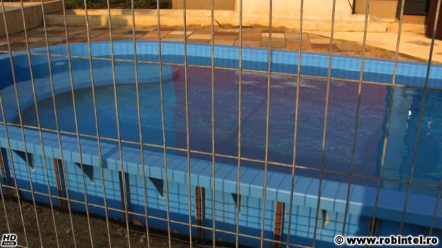 O piscină, întotdeauna o idee bună!