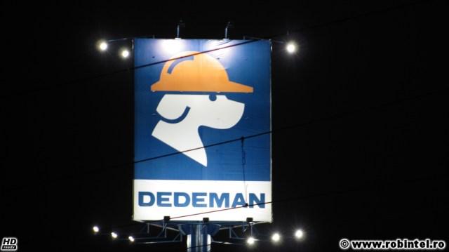 Dedeman - un cățel muncitor