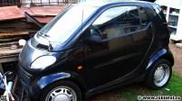 Murgu 600, un negru Smart Fortwo