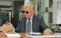 Vasile Adamescu lansând volumul Înfruntând Viața la Biblioteca Județeană din Cluj, foto via Adevarul