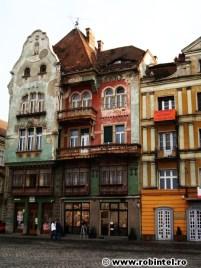 Clădirea mea favorită din Timișoara, înainte de renovare