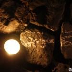 06. Luminare a liniei de demarcatie facuta din luminari in Piata Unirii din Cluj la lansarea lampioanelor