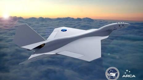 Avionul supersonic IAR - 111 Excelsior (1)