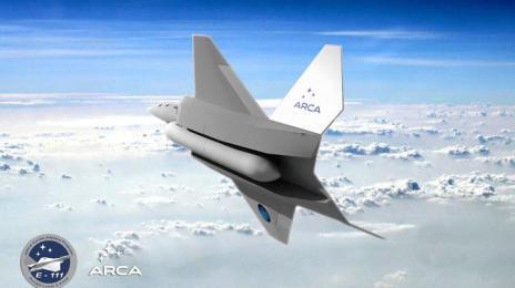 Avionul supersonic IAR - 111 Excelsior (7)