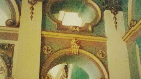 Cu tehnica fotografică potrivită, în Hotelul #Continental din#cluj se pot evidenția niște opere de muncă deosebite. #openyourcity #heineken