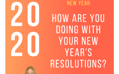 New Year's Resolutions—The Week After