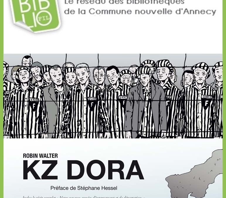 Rencontre à Annecy, autour de KZ Dora – ANNULÉ