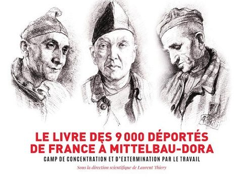 Cité de l'Espace : Journée de Présentation du Livre des 9000 déportés de France à Dora – ANNULÉ