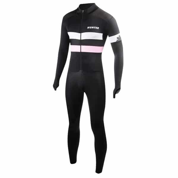 Hunter Thermopak RTR Speed  Zwart-Wit-Retro roze