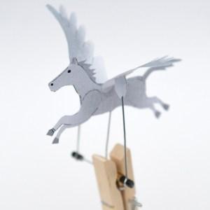 Pegasus, Junk Automata to Download and Make