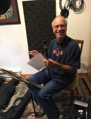 Billy Novice reviewing a chart