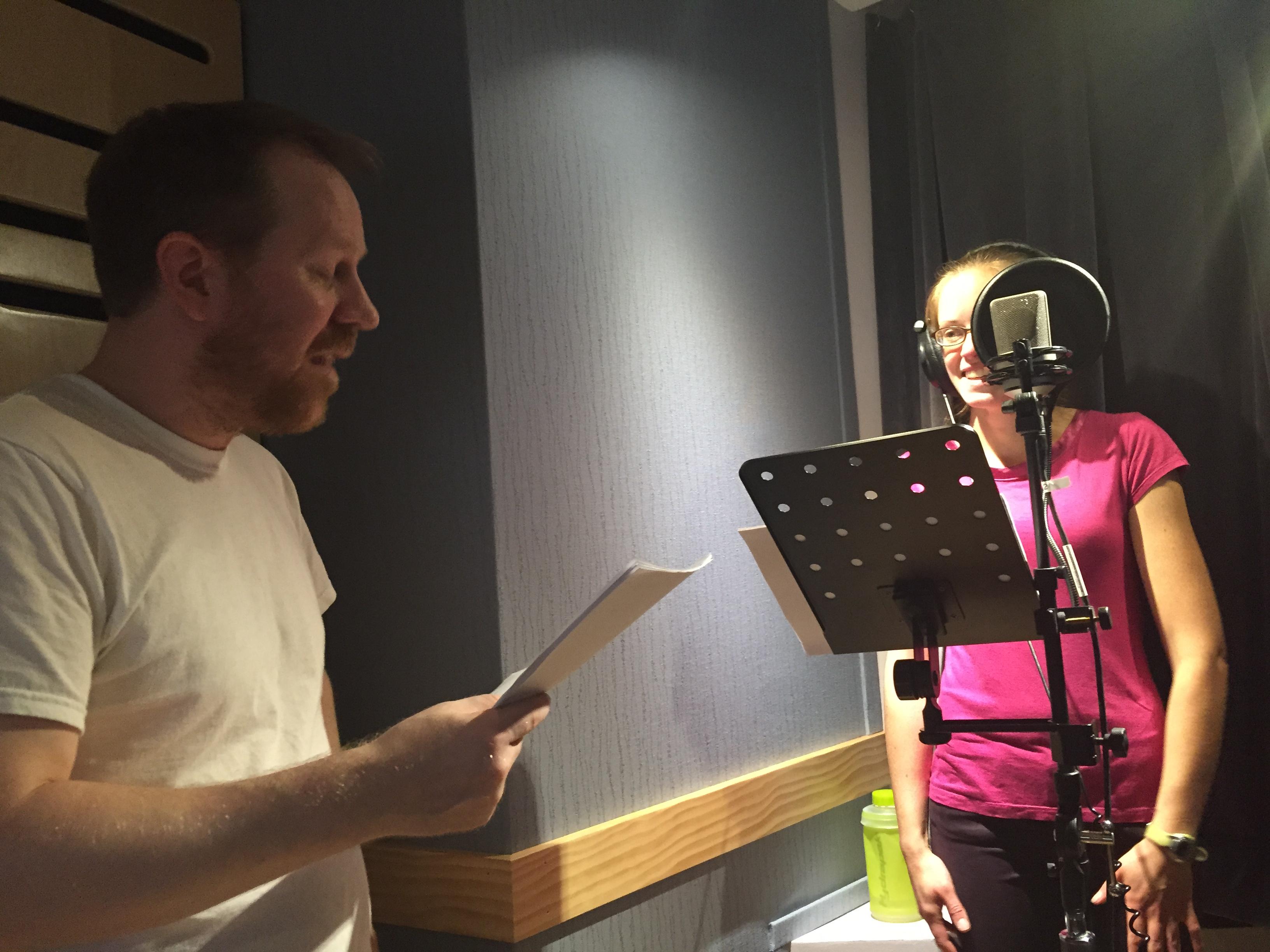Jon Myers and Rachel Baum for Reactive Studios