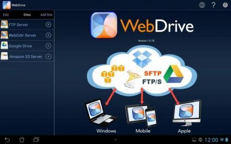WebDrive2