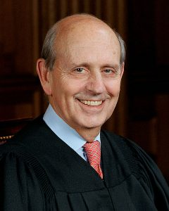 Justice Breyer on Chapter 11 Bankruptcy Structured Dismissals
