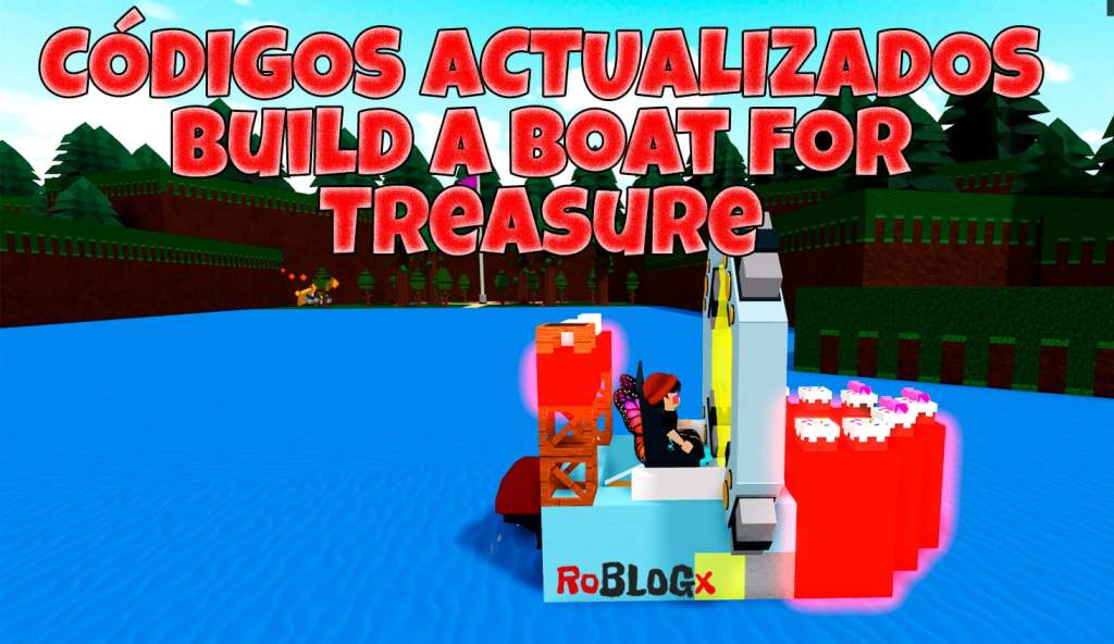 Build a Boat for Treasure