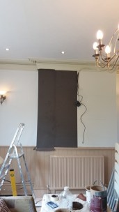 Lounge room prep 1