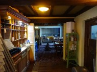 Dining area prep 1