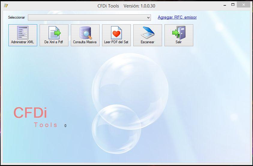 CFDI tools software