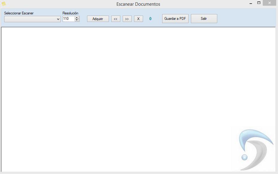 escanear y convertir a pdf cfdi tools