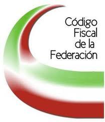 código fiscal de la federación 2012