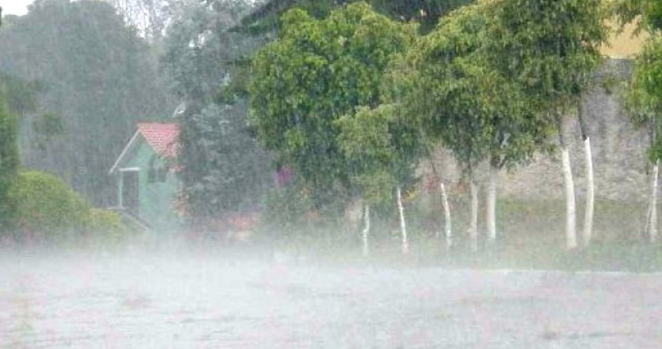 lluvias severas