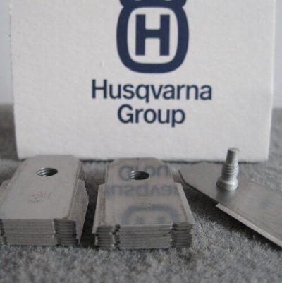 18 Stk Original Husqvarna Ersatzmesser Longlife
