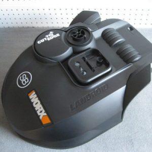Abdeckung/ Haube für Worx Landroid S WR102SI, WR104SI Bild 2