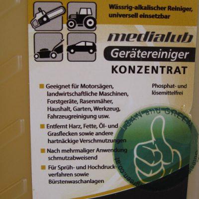 Kettlitz Medialub Geräterreiniger Konzentrat Bild2