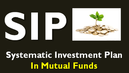 SIP Systematic investment plan mutual fund best plan