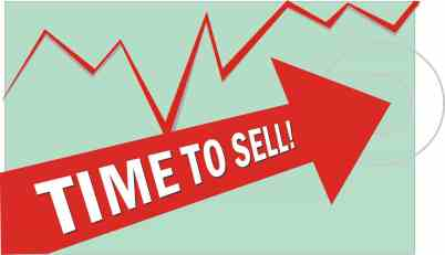 Time to sell equity shares and mutual funds