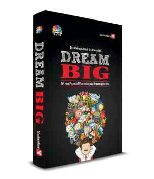 Dream Big - Best book on Mutual Fund Investment to Grow Rich