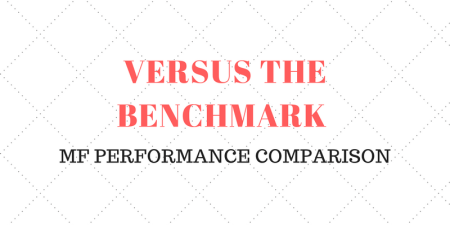 mutual fund benchmark performance comparison