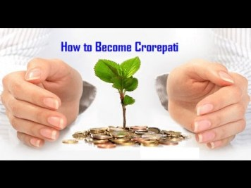 ow to become crorepati in 10 years