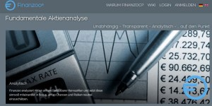 Finanzoo Fundamental Analyse