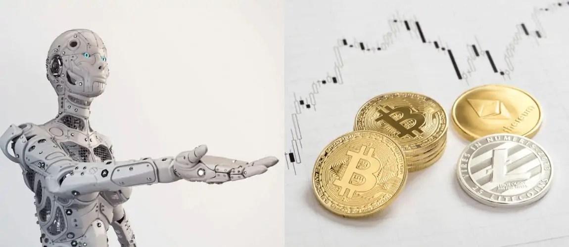 Trends am, Finanzmarkt: Robo-Advisor und Kryptowährungen