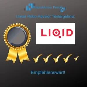 Robo-Advisor Liqid Testbericht
