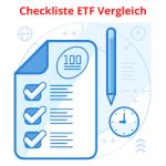 Checkliste ETF Vergleich