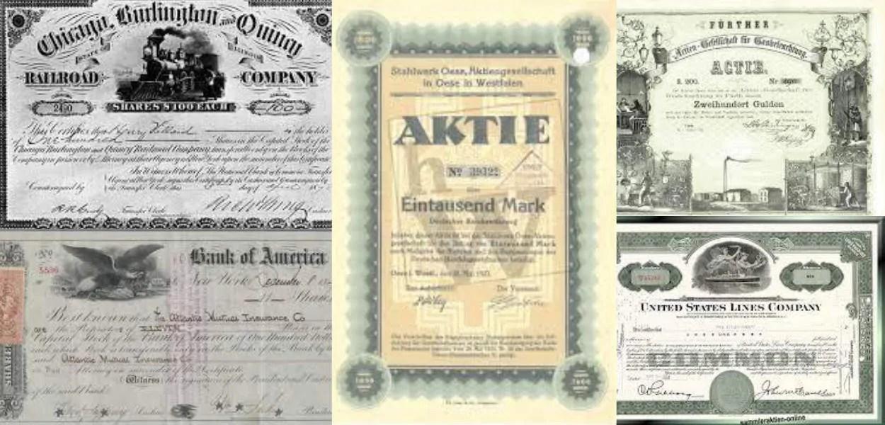 Aktien – Definition, wirtschaftliche Bedeutung und mehr