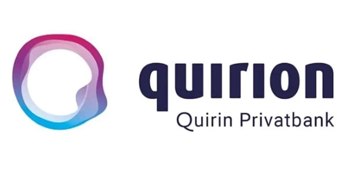 quirion - das Roboadvisor Angebot der Quirin Privatbank