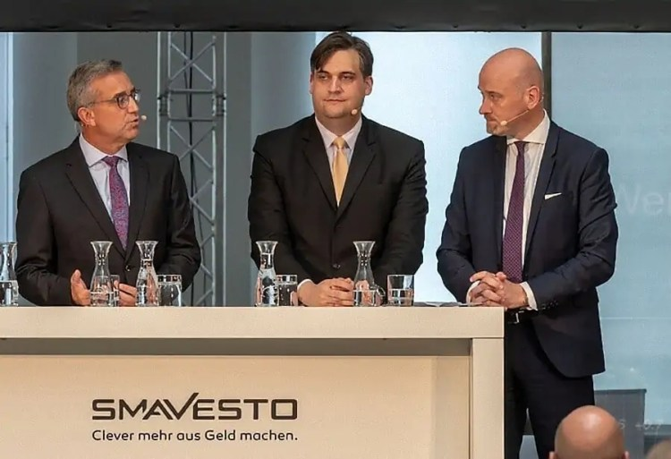Smavesto Management-Team
