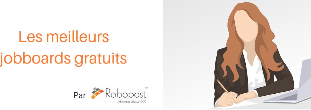 Top20 Les Job Boards Gratuits Recruteur En France Robopost