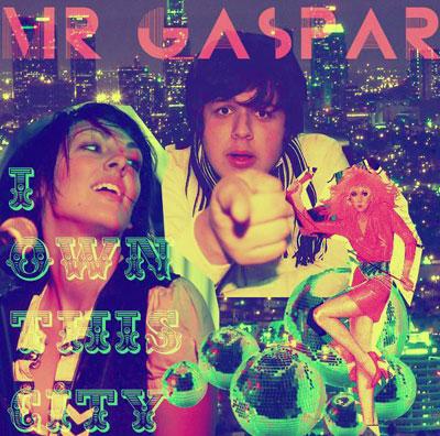 MR GASPAR