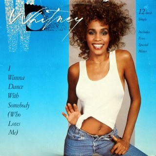 Whitney Houston - I Wana Dance With Somebody