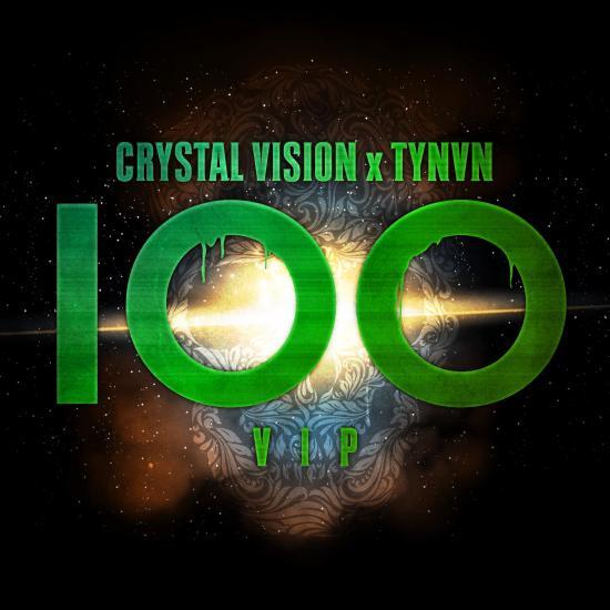 crystal vision tynvn 100 vip play me records