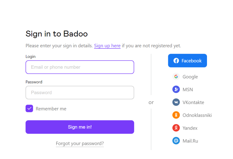 Badoo account login | roboticplanet.co